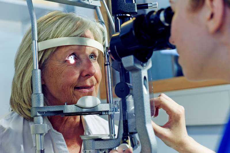 eye exam in Edgewater