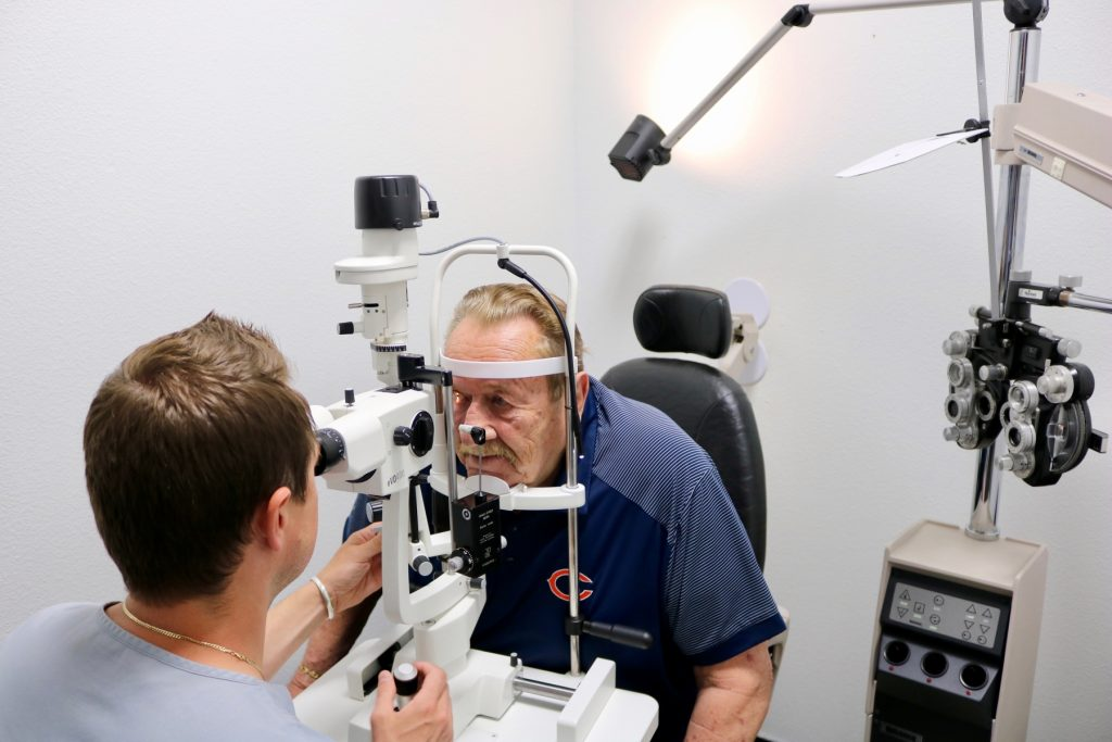 Eye Exam in New Smyrna Beach