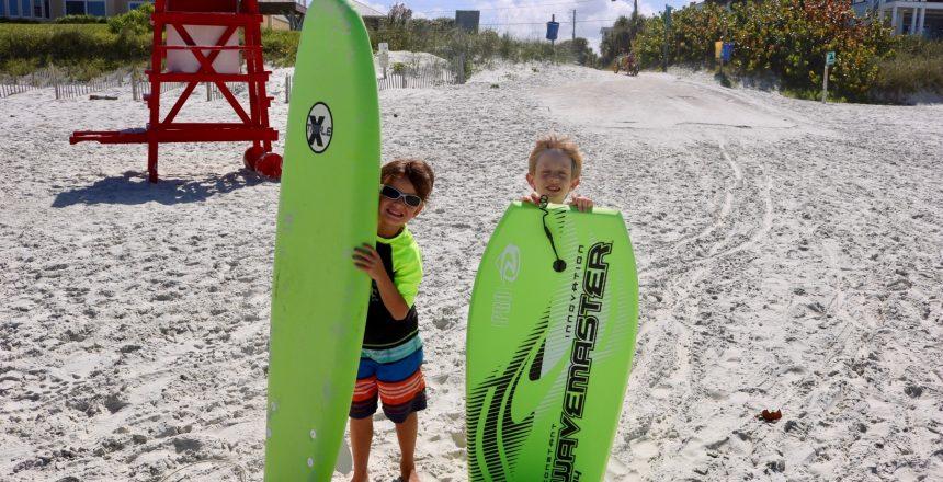 kids eye care in New Smyrna Beach