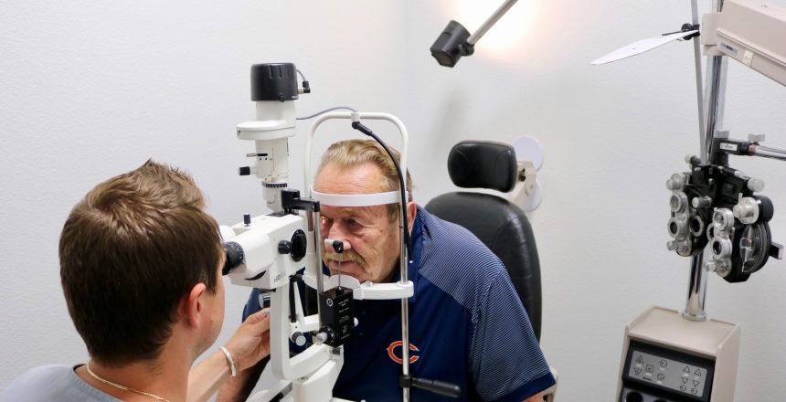 Eye Exam in New Smyrna Beach
